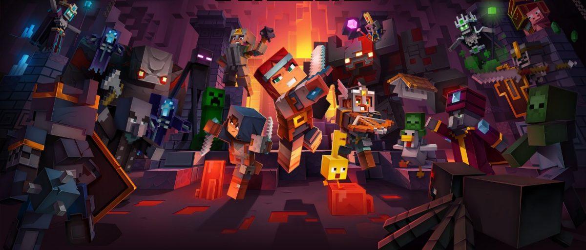 Minecraft新作はアクションアドベンチャーなMMORPGだ!