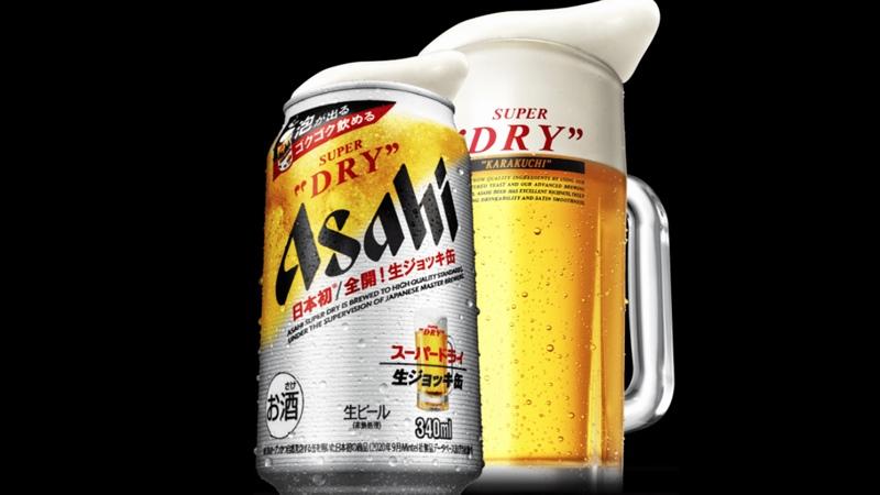 アサヒ生ジョッキ缶は1缶でも買い!再利用でもクリーミーな神泡!