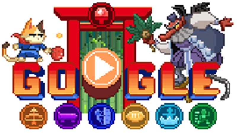 Googleオリンピックゲーム!7種目完全クリア!攻略のコツを伝授!